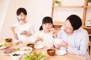 家族間では生活習慣が似てしまいがち