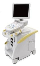 乳腺超音波検査装置イメージ