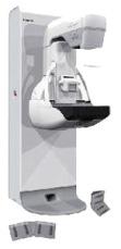 マンモグラフィー撮影装置イメージ